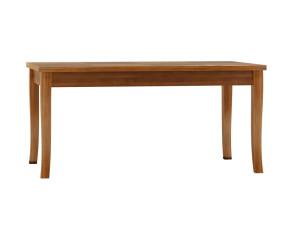 Stół z intarsją mały