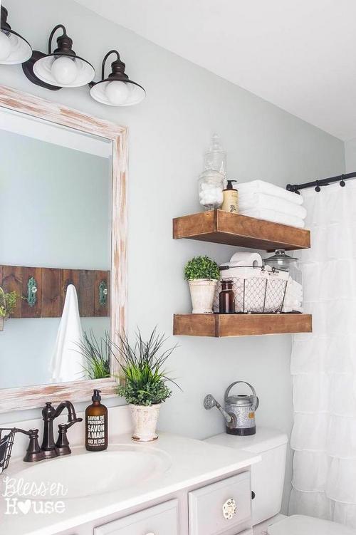 Jakie Meble Drewniane Wybrać Do łazienki Poradnik